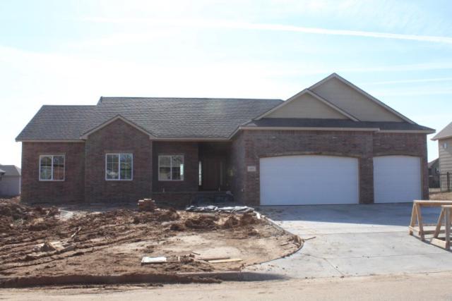 15605 E Morningside, Wichita, KS 67230 (MLS #561990) :: On The Move