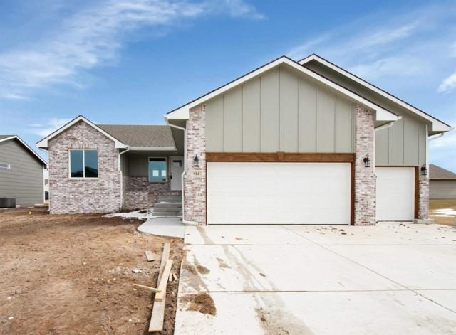924 N Oak Ridge Ave, Goddard, KS 67052 (MLS #562053) :: On The Move