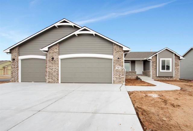 928 N Oak Ridge Ave, Goddard, KS 67052 (MLS #562056) :: On The Move