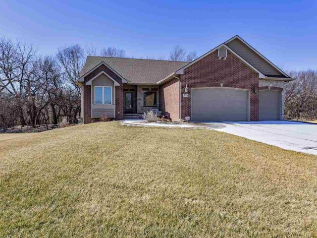 521 N Valley Creek Cir, Valley Center, KS 67147 (MLS #562340) :: Graham Realtors