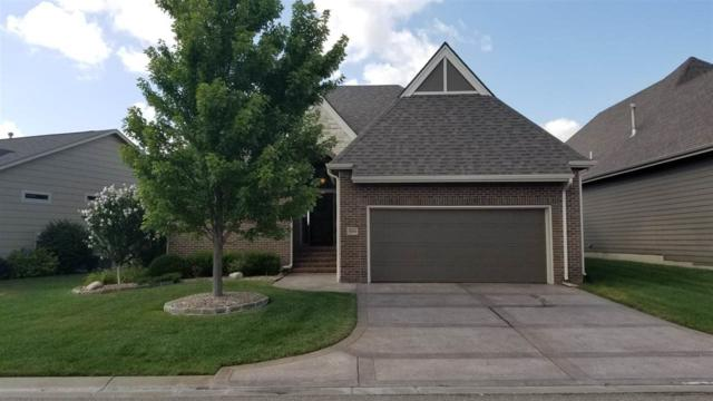 15806 E Majestic St, Wichita, KS 67230 (MLS #562720) :: On The Move