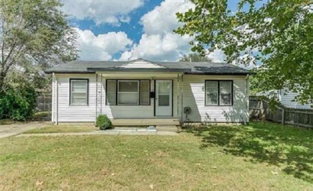 2310 W Crawford St, Wichita, KS 67217 (MLS #562923) :: On The Move