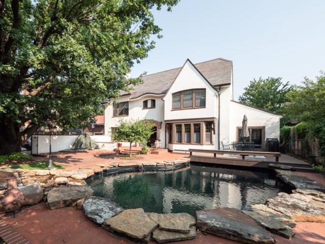 1040 W Riverside Ave, Wichita, KS 67203 (MLS #562953) :: Wichita Real Estate Connection