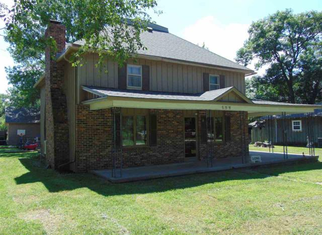 638 SE Rosalia Road, Rosalia, KS 67132 (MLS #563060) :: Lange Real Estate