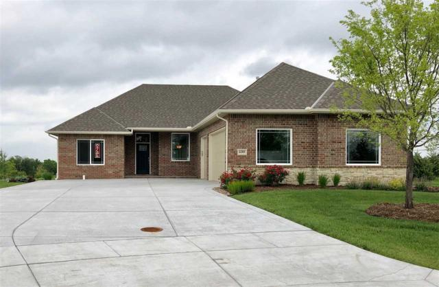 6285 E Central Park Ct., Bel Aire, KS 67220 (MLS #563301) :: Pinnacle Realty Group
