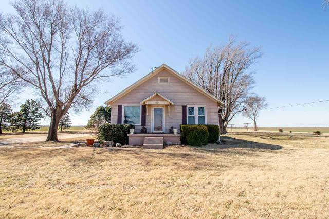 1225 N Bluff Rd, Conway Springs, KS 67106 (MLS #563318) :: Wichita Real Estate Connection