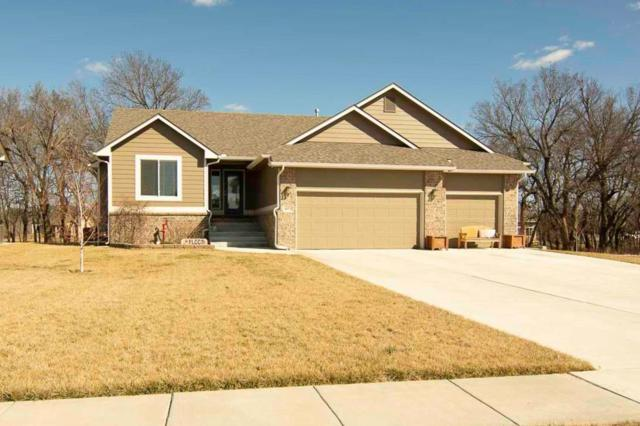4814 N Marblefalls St, Wichita, KS 67219 (MLS #563844) :: On The Move