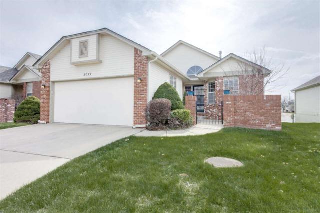 3035 N Bramblewood Cir, Wichita, KS 67226 (MLS #564521) :: On The Move