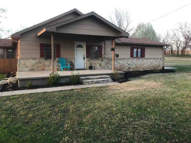 11538 SW 110TH ST, Augusta, KS 67010 (MLS #564596) :: On The Move
