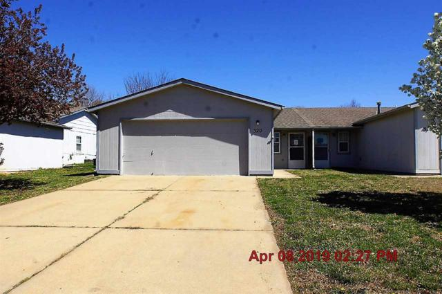320 N Zachary Dr, Derby, KS 67037 (MLS #564837) :: On The Move