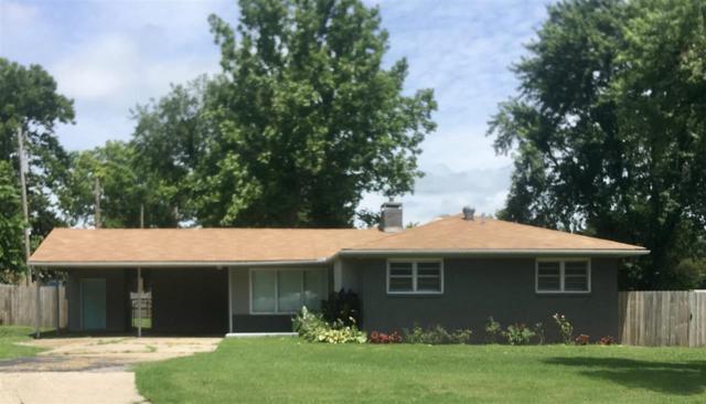 1012 E 2nd St, Eureka, KS 67045 (MLS #564855) :: Keller Williams Hometown Partners