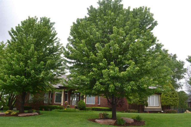 1819 N Red Brush St, Wichita, KS 67206 (MLS #564922) :: On The Move