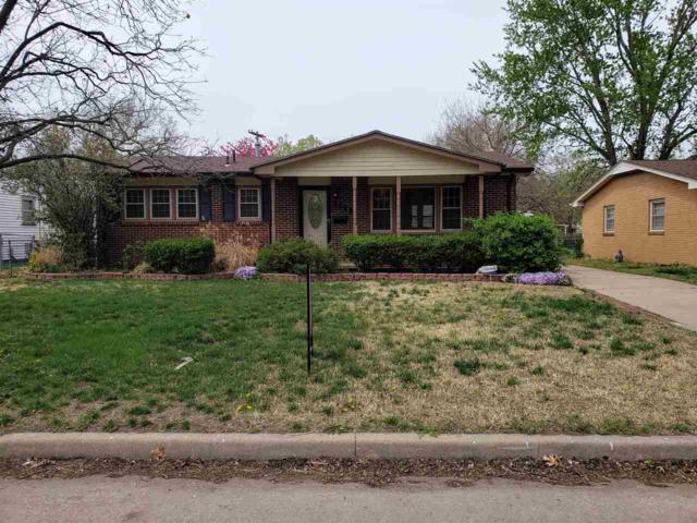 1609 N Gow St, Wichita, KS 67203 (MLS #565127) :: Wichita Real Estate Connection