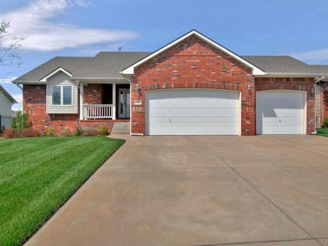 604 Stone Gate Cir, Augusta, KS 67010 (MLS #565197) :: Graham Realtors