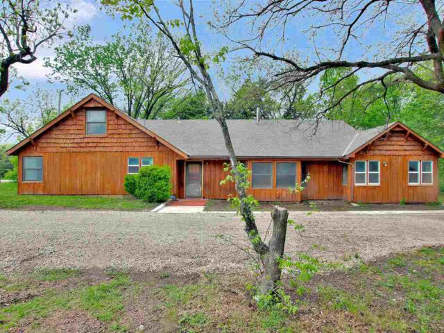 6580 SW 60th, Augusta, KS 67010 (MLS #565665) :: On The Move
