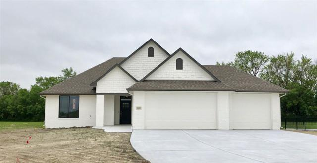 5921 E Wildfire St., Bel Aire, KS 67220 (MLS #566515) :: Pinnacle Realty Group