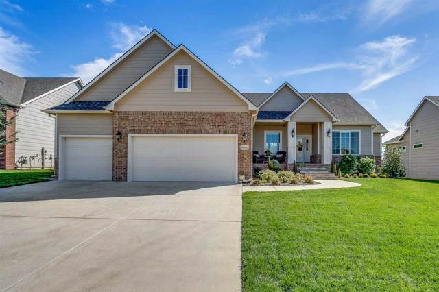 14105 E Churchill, Wichita, KS 67230 (MLS #566524) :: Pinnacle Realty Group