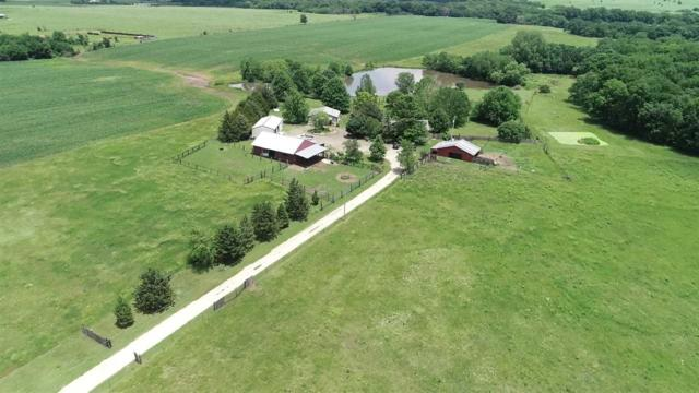 654 SW River Valley Rd, Towanda, KS 67144 (MLS #566625) :: On The Move