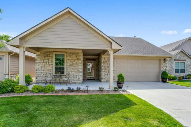 4795 N Indian Oak St, Bel Aire, KS 67226 (MLS #566674) :: Wichita Real Estate Connection