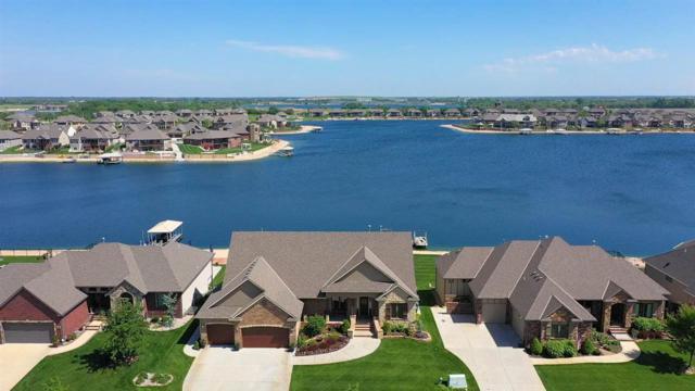 4408 W Shoreline St, Wichita, KS 67205 (MLS #566724) :: On The Move