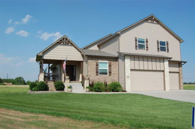 114 N Hibiscus Ct, Garden Plain, KS 67050 (MLS #567337) :: Graham Realtors