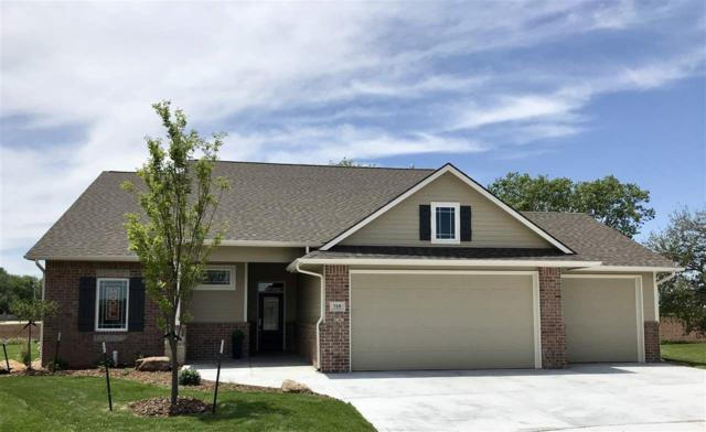 719 N Firefly Ct The Briarly, Wichita, KS 67235 (MLS #567363) :: Pinnacle Realty Group