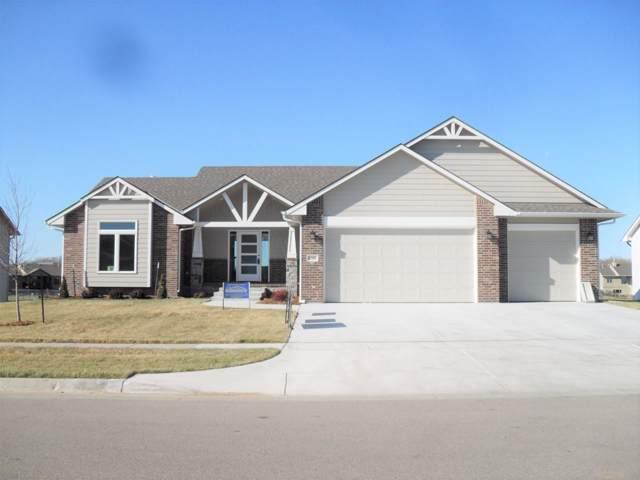 1509 N Blackstone, Wichita, KS 67235 (MLS #567422) :: Lange Real Estate