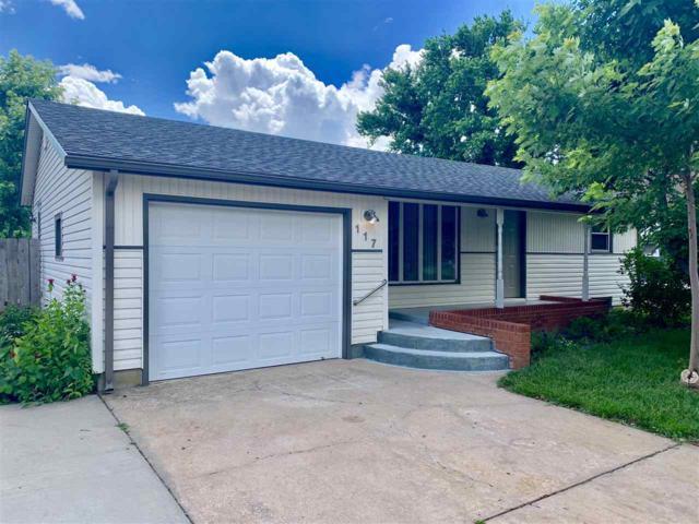 117 W Grant St, Moundridge, KS 67107 (MLS #567488) :: Pinnacle Realty Group