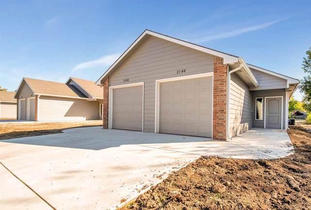 2148 N Fairview 2150 N. Fairvie, Wichita, KS 67203 (MLS #567637) :: On The Move