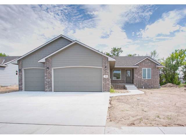 831 E Freedom, Derby, KS 67037 (MLS #568113) :: On The Move