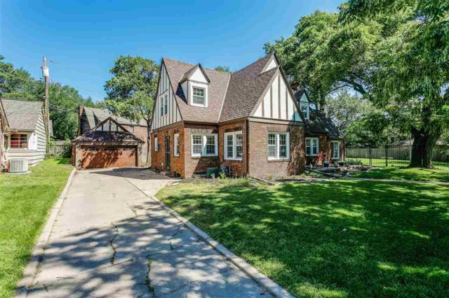 4712 E English St, Wichita, KS 67218 (MLS #568493) :: Wichita Real Estate Connection