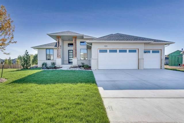 1212 S Fawnwood St, Wichita, KS 67235 (MLS #568629) :: On The Move