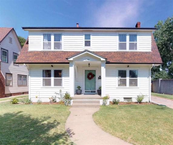 430 S Roosevelt St, Wichita, KS 67218 (MLS #568716) :: Wichita Real Estate Connection