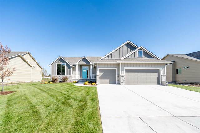 618 N Wheatland Ave, Wichita, KS 67235 (MLS #568849) :: On The Move