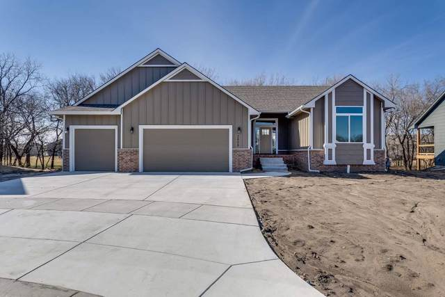 2809 E Mantane Ct, Wichita, KS 67219 (MLS #569122) :: Lange Real Estate