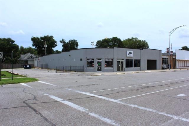 440 N Merchant, Belle Plaine, KS 67013 (MLS #569130) :: Pinnacle Realty Group