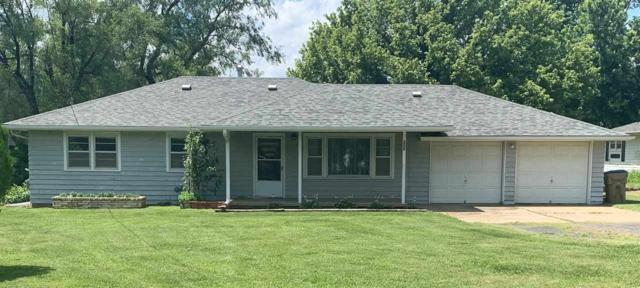 527 N Phillips St, Andover, KS 67002 (MLS #569282) :: On The Move