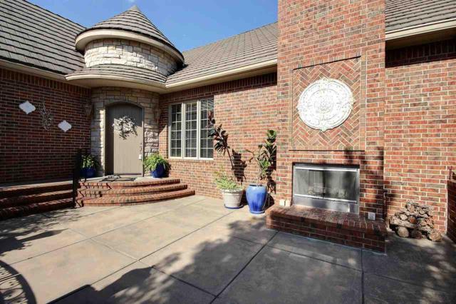 9231 E Wilson Estates Ct, Wichita, KS 67206 (MLS #569463) :: On The Move