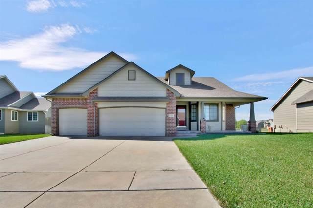 1415 S Sierra Hills, Wichita, KS 67230 (MLS #569622) :: On The Move