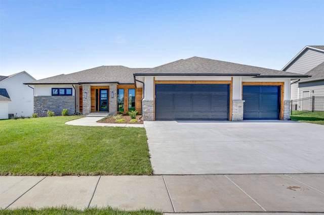 1303 S Fawnwood St, Wichita, KS 67235 (MLS #569676) :: On The Move