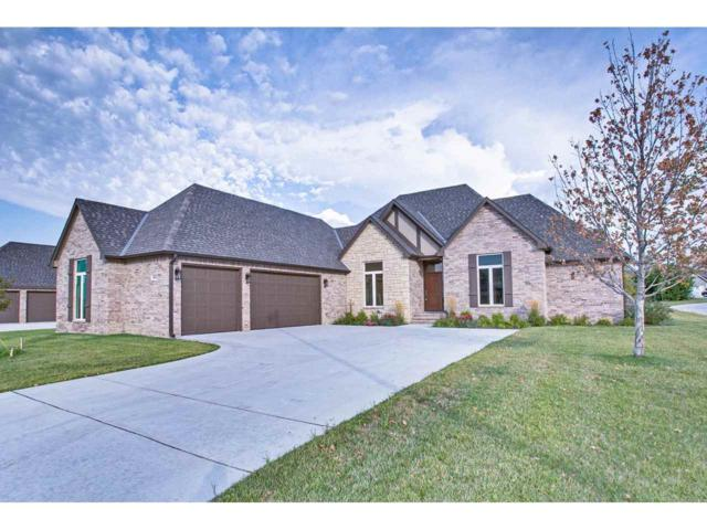 8490 Deer Run, Bel Aire, KS 67226 (MLS #569815) :: Pinnacle Realty Group