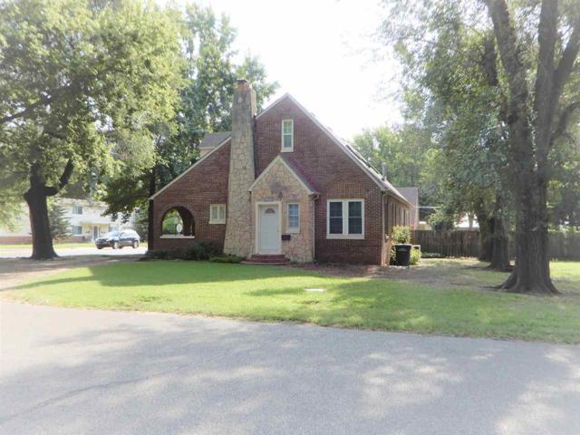 1326 N A Street, Arkansas City, KS 67005 (MLS #569904) :: Pinnacle Realty Group