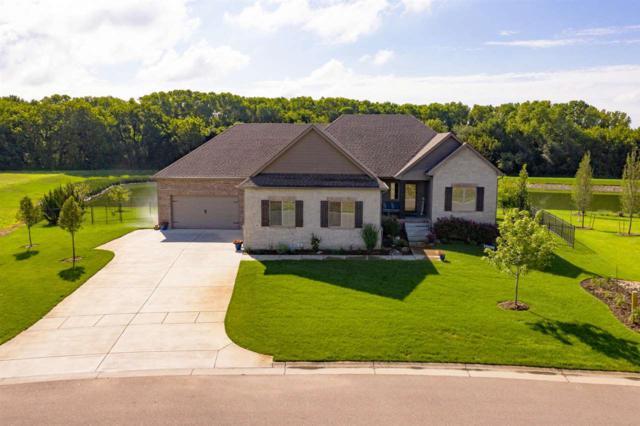 460 N Backwoods Dr, Valley Center, KS 67147 (MLS #570713) :: Lange Real Estate