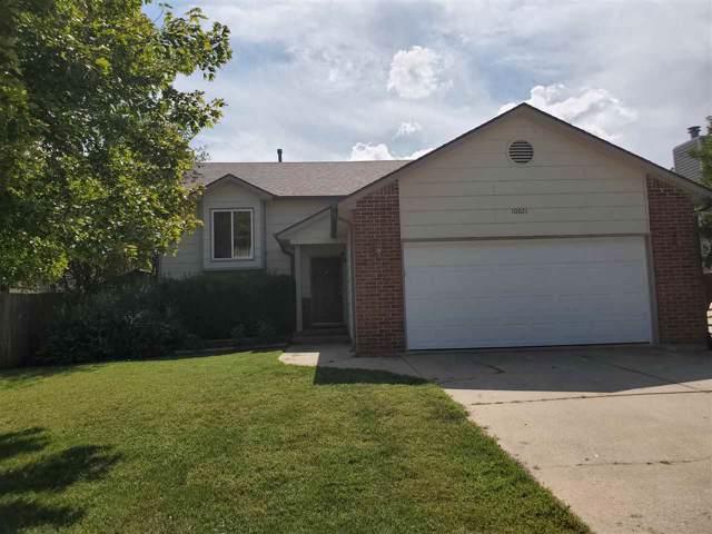 10021 E Lincoln, Wichita, KS 67207 (MLS #571040) :: Lange Real Estate
