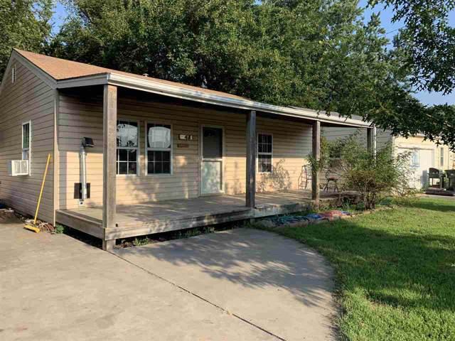248 N Maynard Ave, Haysville, KS 67060 (MLS #571861) :: Lange Real Estate