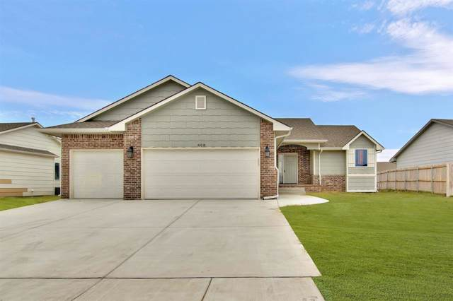 608 S Horseshoe Bnd, Maize, KS 67101 (MLS #572138) :: Lange Real Estate
