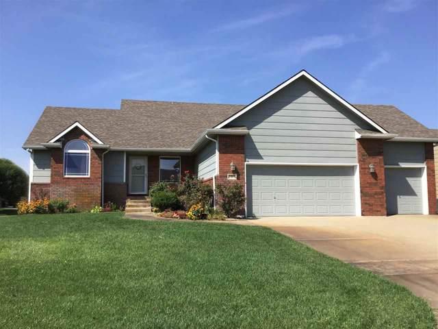 3407 N Ridge Port St, Wichita, KS 67205 (MLS #572169) :: On The Move