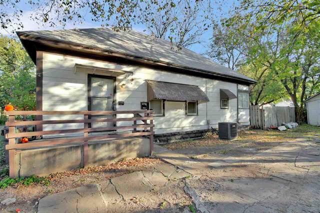 124 N Spruce St, Wichita, KS 67214 (MLS #572306) :: Lange Real Estate