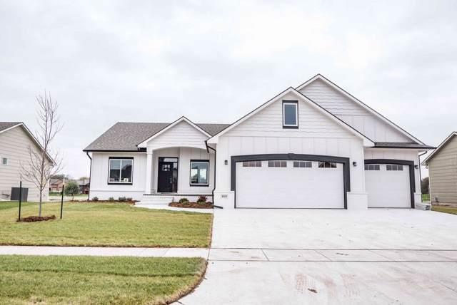 1513 N Blackstone St, Wichita, KS 67235 (MLS #572321) :: Lange Real Estate