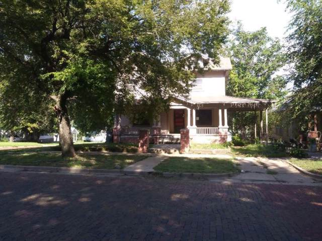 226 N C St, Arkansas City, KS 67005 (MLS #572371) :: Lange Real Estate